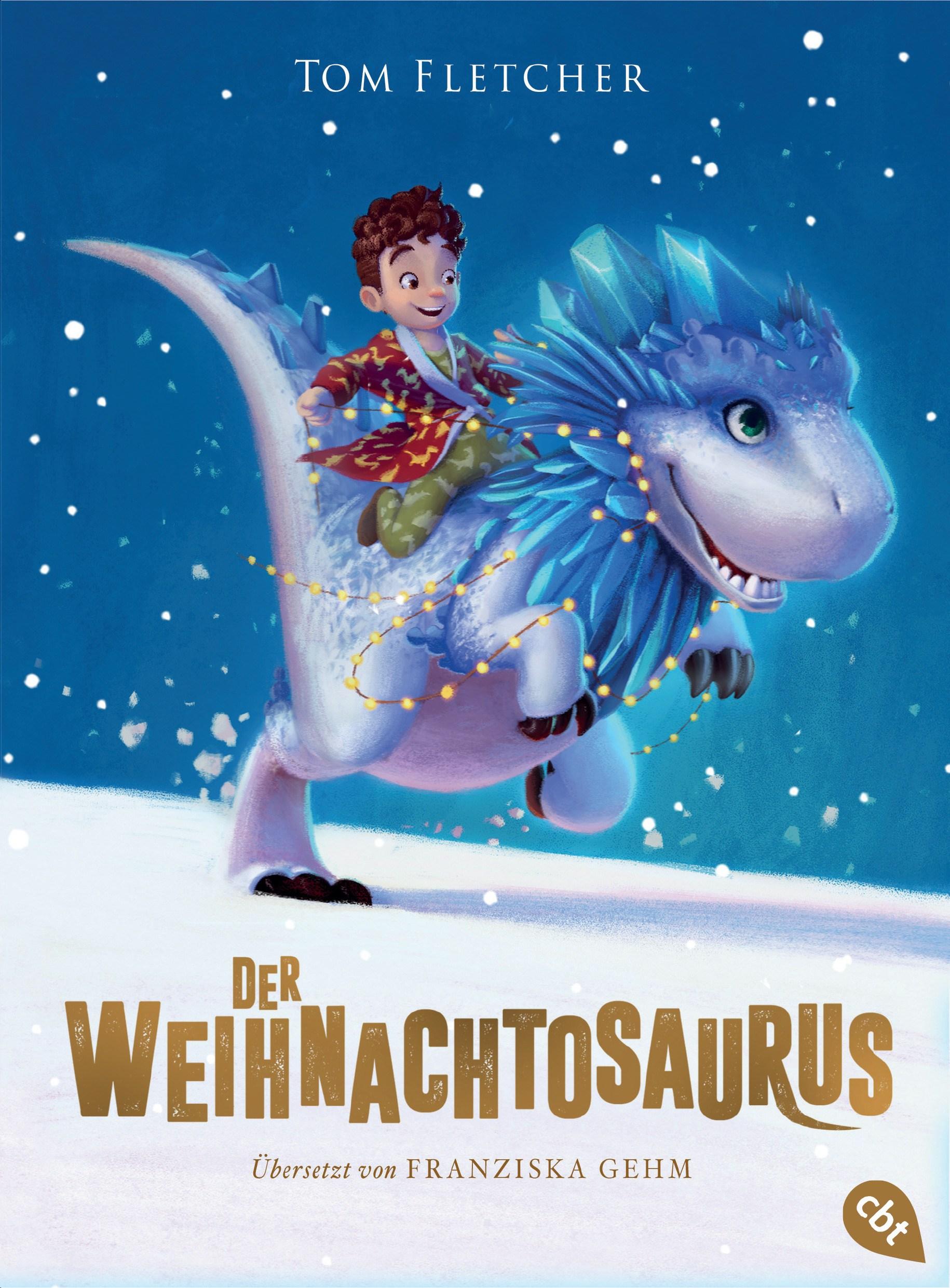 Der Weihnachtosaurus von Tom Fletcher