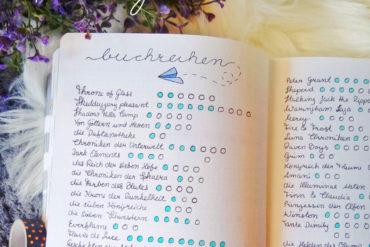 Buchrreihen Tracker