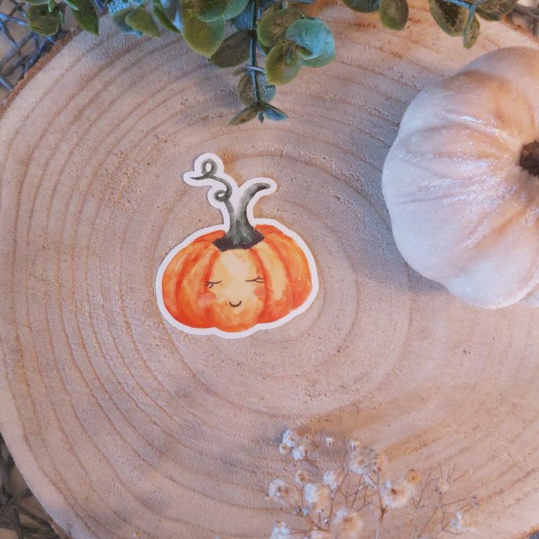 Mrs. Pumpkin